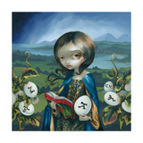 The Philosophers Egg Photographic Print by Jasmine Becket-Griffith