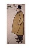 Le Parisien Giclee Print by Jean-Louis Forain