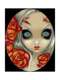 Ghost of a Rose Photographic Print by Jasmine Becket-Griffith