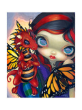 Darling Dragonling III Photographic Print by Jasmine Becket-Griffith