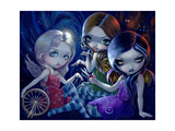 The Three Fates Photographic Print by Jasmine Becket-Griffith