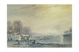 La banlieue de Paris aux environs des fortifications Giclee Print by Henri Foreau