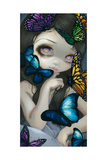 A Confusion of Wings Art by Jasmine Becket-Griffith