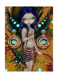 Mechanical Angel III Photographic Print by Jasmine Becket-Griffith