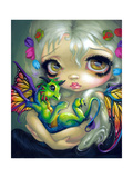 Darling Dragonling IV Photographic Print by Jasmine Becket-Griffith