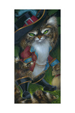 Puss in Boots Photographic Print by Jasmine Becket-Griffith