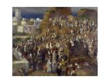 La Mosquée ou la fête arabe Giclee Print by Pierre-Auguste Renoir