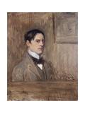Autoportrait Giclee Print by Jean-Louis Forain