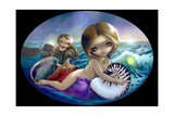Amphitrite Photographic Print by Jasmine Becket-Griffith