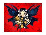 Fairy Voodoo Lámina fotográfica por Jasmine Becket-Griffith
