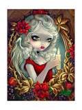 Christmas Candle Photographic Print by Jasmine Becket-Griffith