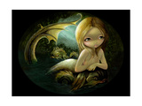 A Certain Slant of Light Photographic Print by Jasmine Becket-Griffith