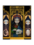 Alchemical Queen Photographic Print by Jasmine Becket-Griffith