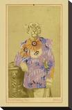 Gustave Stampa su tela di Philippe Debongnie