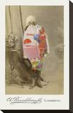Marius Stampa su tela di Philippe Debongnie