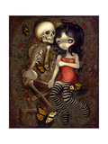 Im Almost With You Photographic Print by Jasmine Becket-Griffith