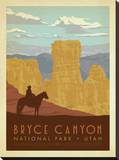 Bryce Canyon National Park, Utah Impressão em tela esticada por  Anderson Design Group