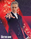 Doctor Who - Capaldi Print