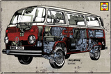 VW Camper - Haynes Photo