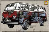 VW Camper - Haynes Photo