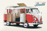 VW Camper - Bulli Prints