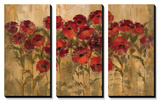 Sunshine Florals Posters by Silvia Vassileva