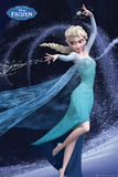 Frozen-Il regno di ghiaccio - Elsa all'alba sorgerò Stampe