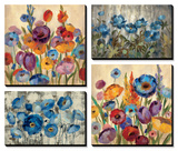 Garden Hues Prints by Silvia Vassileva