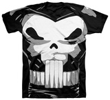 The Punisher - Costume Tee Vêtements
