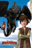 Dragons - Toothless Posters