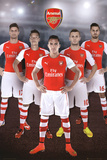 Arsenal - Players 14/15 Plakat