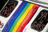 Gay Pride Photographic Print by  SamanthaKi