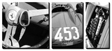Vintage Ferrari Affiches par  NaxArt