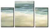 Tranquil Sea Print van Jennifer Goldberger