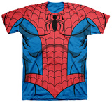 Spiderman - Costume Tee T-Shirt