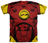 Iron Man - Costume Tee T-Shirt