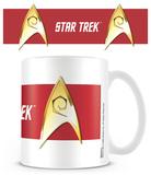 Star Trek - Engineering Red Mug Mug