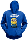 Hoodie: Despicable Me 2 - Whaa Pullover Hoodie