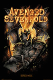Avenged Sevenfold - Sheperd of Fire Print