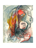 Expressive Abstraction Prints by  KUCO
