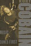 Kurt Cobain - Rexroad Poster