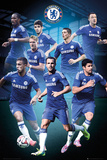Chelsea Players - 14/15 Posters