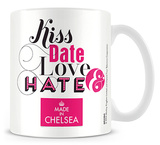 Made In Chelsea - Kiss Date Love Hate Mug Mug