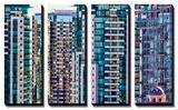San Diego Buildings Prints by Kathy Mahan