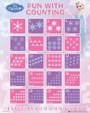 Frozen - Counting - Posterler