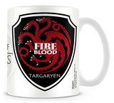 Game of Thrones - Targaryen Mug Taza