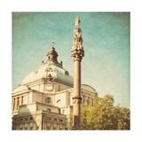 London Sights IV Premium Giclee Print by Emily Navas
