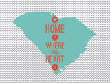 Home Is Where The Heart Is - South Carolina Photo