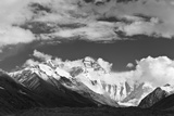 Tibet: Mount Everest Photographic Print by  mamahoohooba