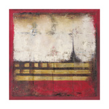 Abstract II Giclee Print by Patricia Quintero-Pinto
